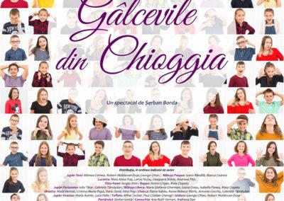 Galcevile din Chioggia